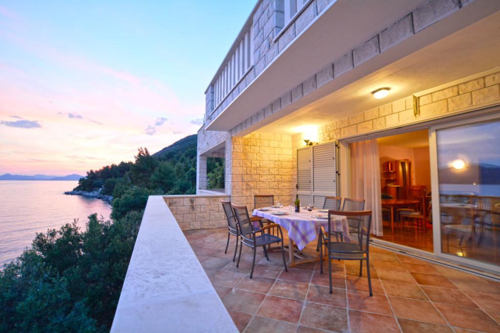 Villa Slano, Presidential Apartment, Slano Bay, Dubrovnik Riviera (4)