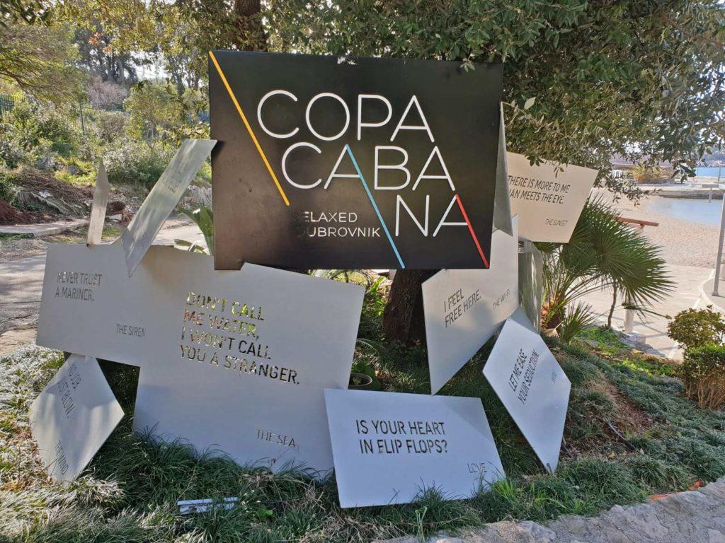Copacabana Beach, Babin Kuk, Dubrovnik Riviera 2