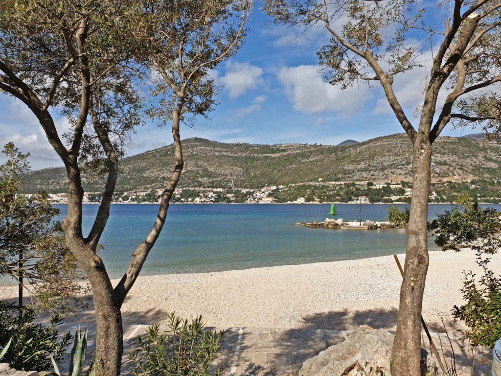 Copacabana Beach, Babin Kuk, Dubrovnik Riviera 3