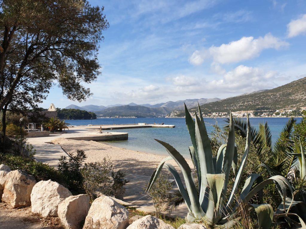 Copacabana Beach, Babin Kuk, Dubrovnik Riviera 4