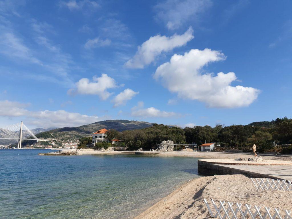 Copacabana Beach, Babin Kuk, Dubrovnik Riviera 6