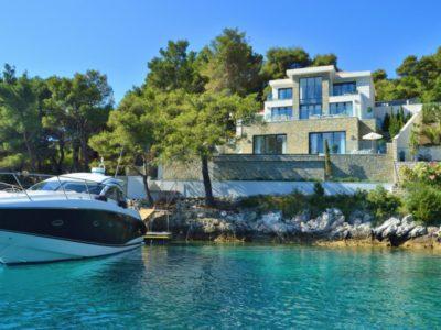 Villa Oceana, Sumartin Bay, Brac Island TH
