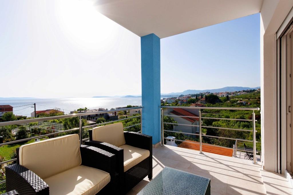 Villa Plava, Podstrana, Split Riviera (3)