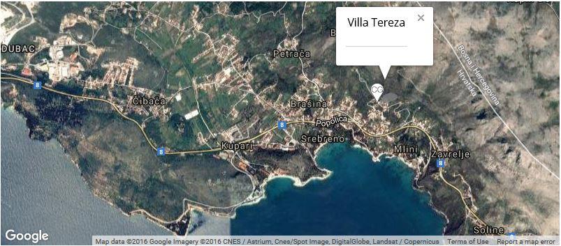 villa-tereza-map-mlini-bay-dubrovnik-riviera