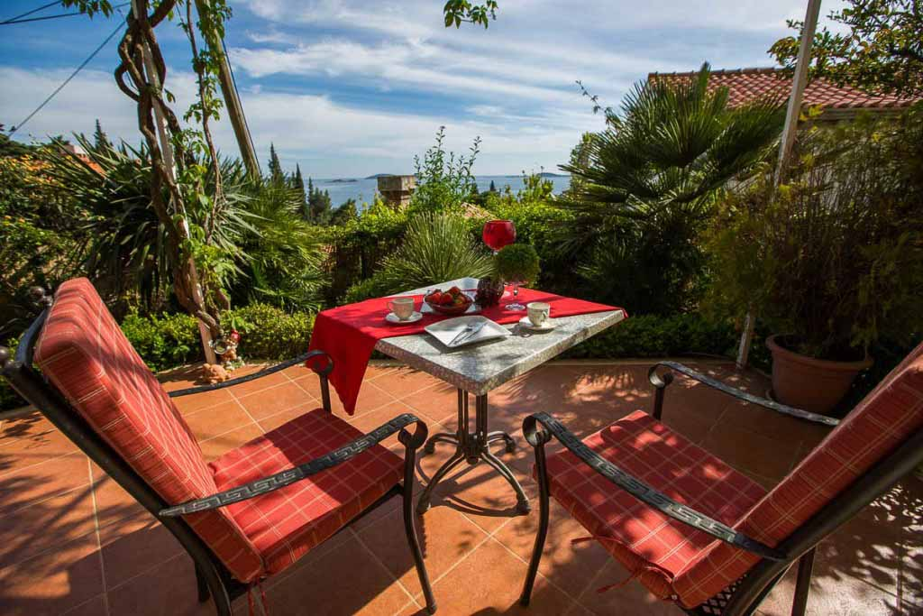 Mlini Bay Apartments - Garden Suite B (3)