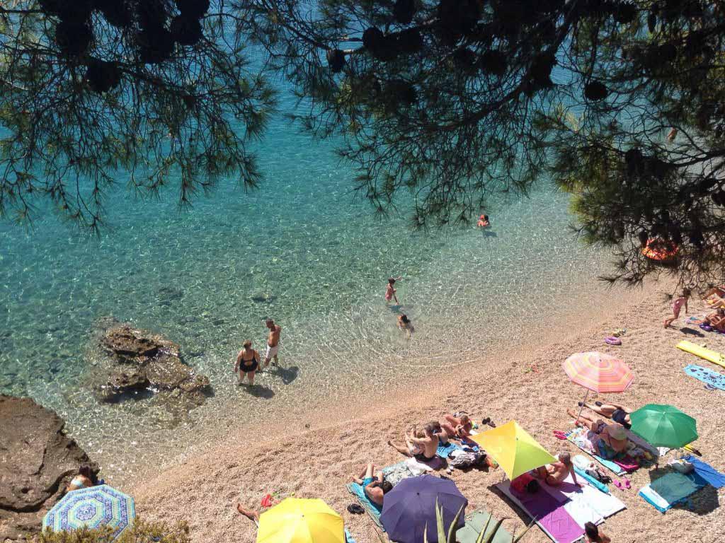 Monestary Beach, Bol, Brac Island (2)