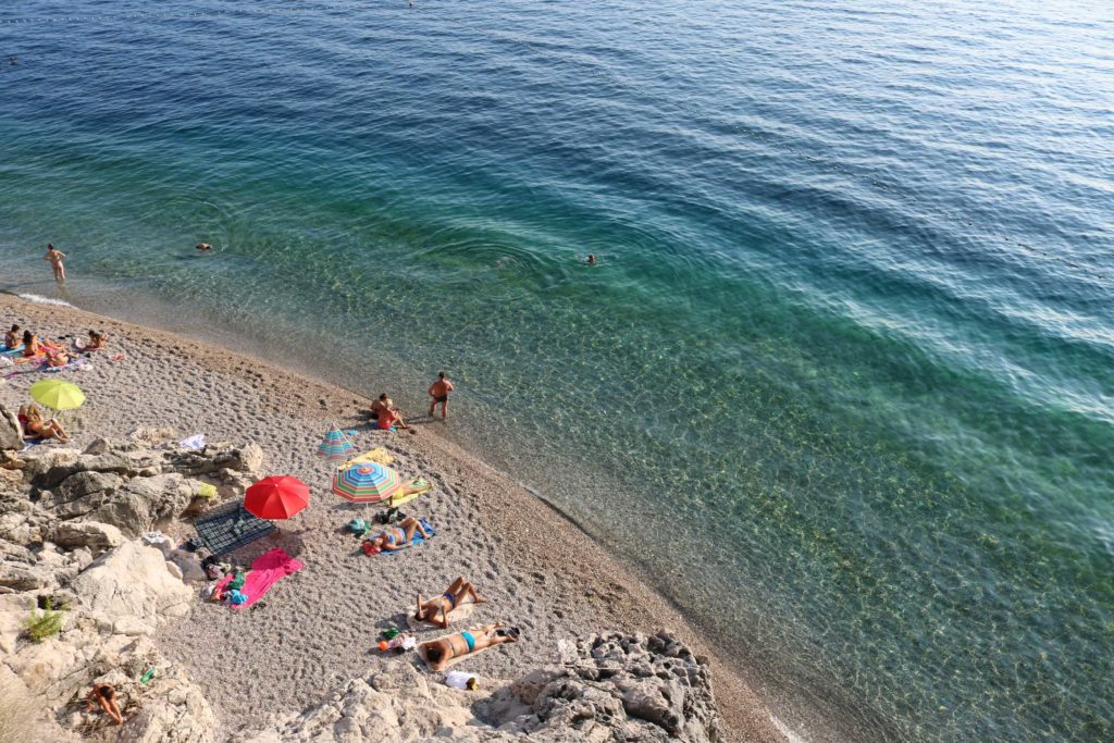 Orasac-Beach,-Radisson-Blu-Hotel,-Orasac-Coast,-Dubrovnik-Riviera-(18)