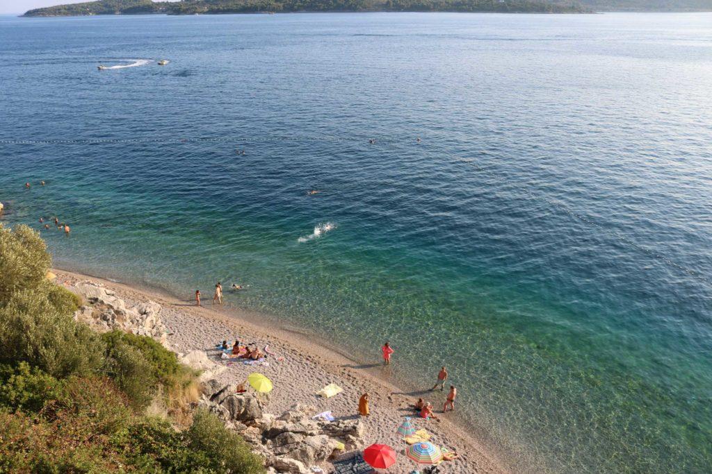 Orasac-Beach,-Radisson-Blu-Hotel,-Orasac-Coast,-Dubrovnik-Riviera-(23)