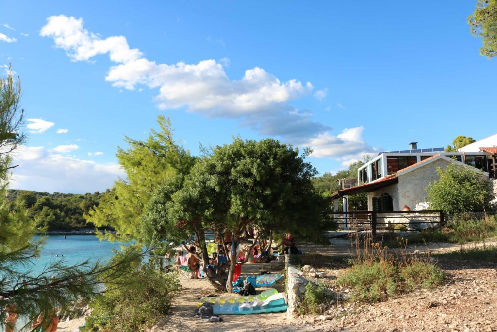 Restaurant Konoba Duga, Ciovo Island near Trogir, Split Riviera  (22)