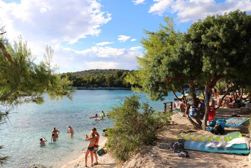 Restaurant Konoba Duga, Ciovo Island near Trogir, Split Riviera  (24)