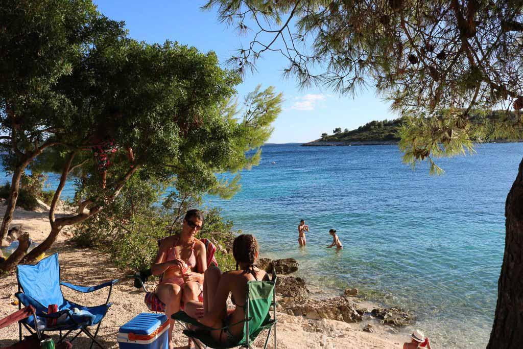 Restaurant Konoba Duga, Ciovo Island near Trogir, Split Riviera  (35)