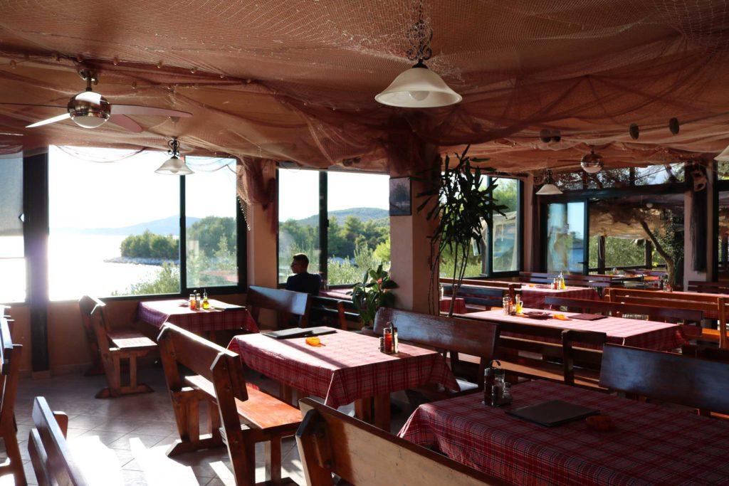 Restaurant Konoba Duga, Ciovo Island near Trogir, Split Riviera  (37)