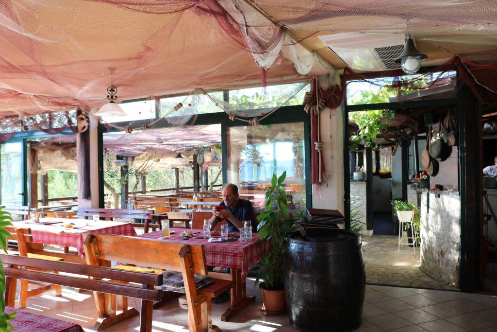 Restaurant Konoba Duga, Ciovo Island near Trogir, Split Riviera  (38)