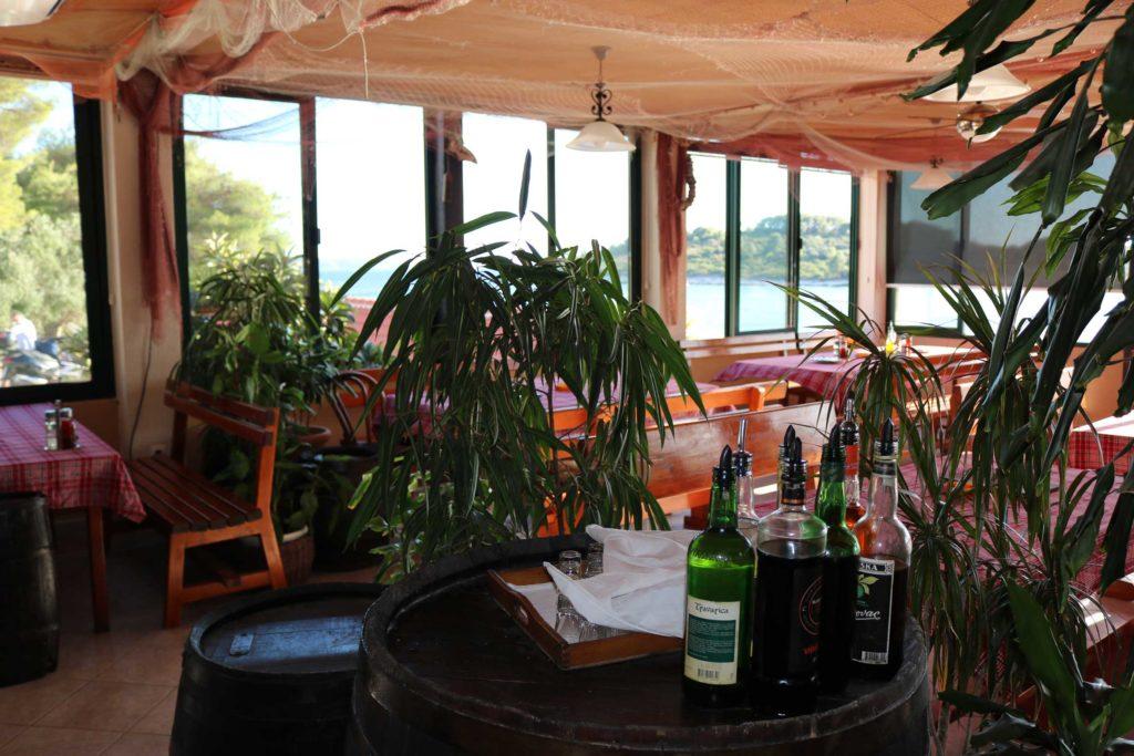 Restaurant Konoba Duga, Ciovo Island near Trogir, Split Riviera  (39)