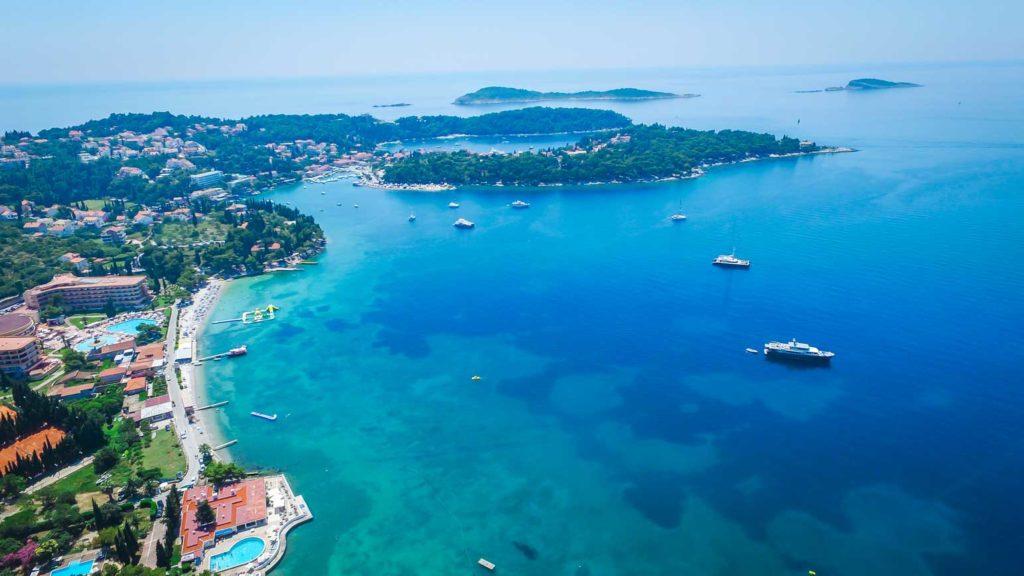 Cavtat Bay, Dubrovnik Riiviera