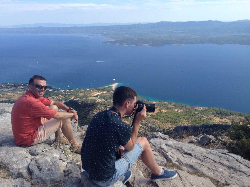 Vidova Gora to Zlatni Rat, Brac Island (4)