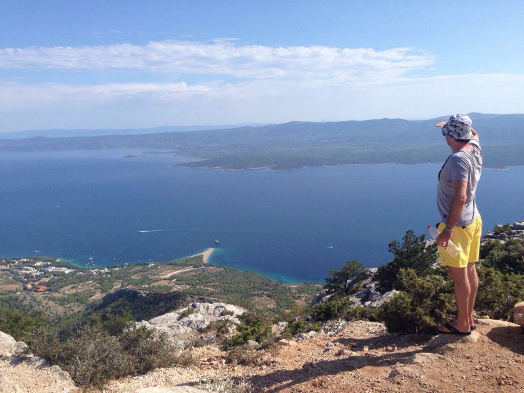 Vidova Gora to Zlatni Rat, Brac Island (5)
