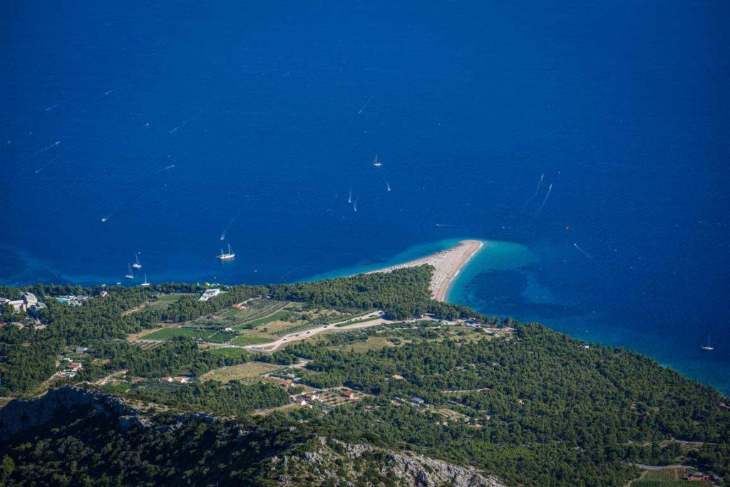 Zlatni-Rat-&-Vidova-Gora,-Bol,-Brac-Island-(4)