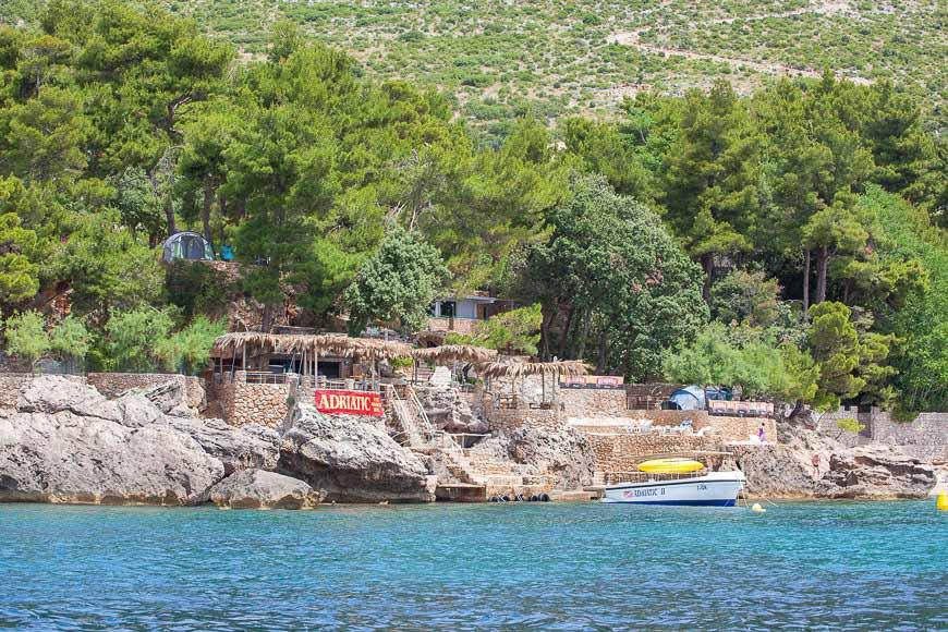 beach-bar-adriatic-mokalo-bay-orebic-peljesac-peninsula-7