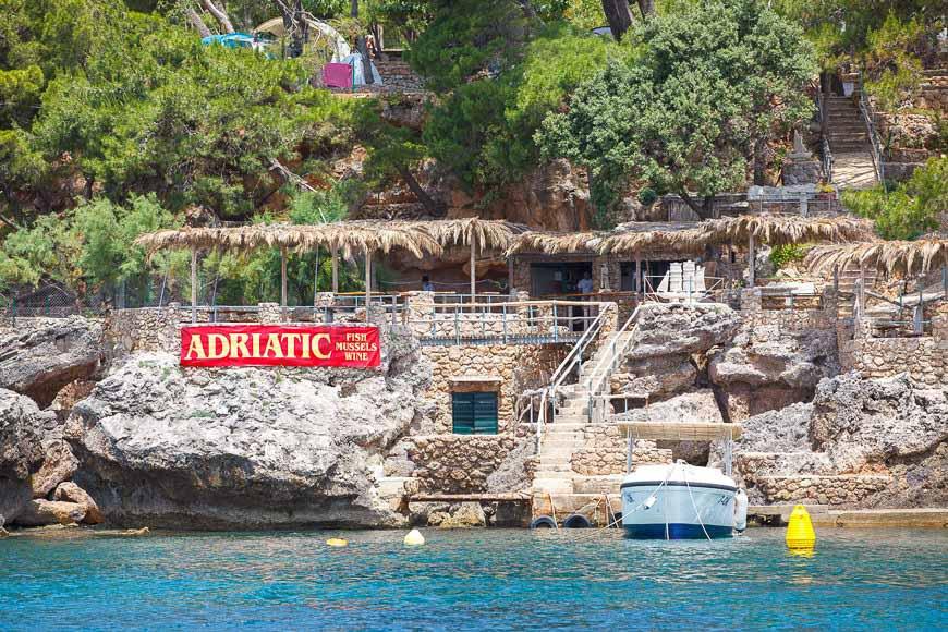 beach-bar-adriatic-mokalo-bay-orebic-peljesac-peninsula-9