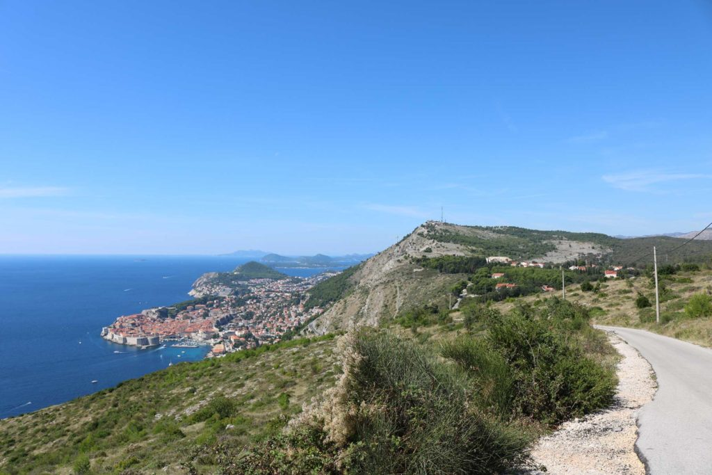 Dubrovnik & Lokrum from Srd Hill (5)