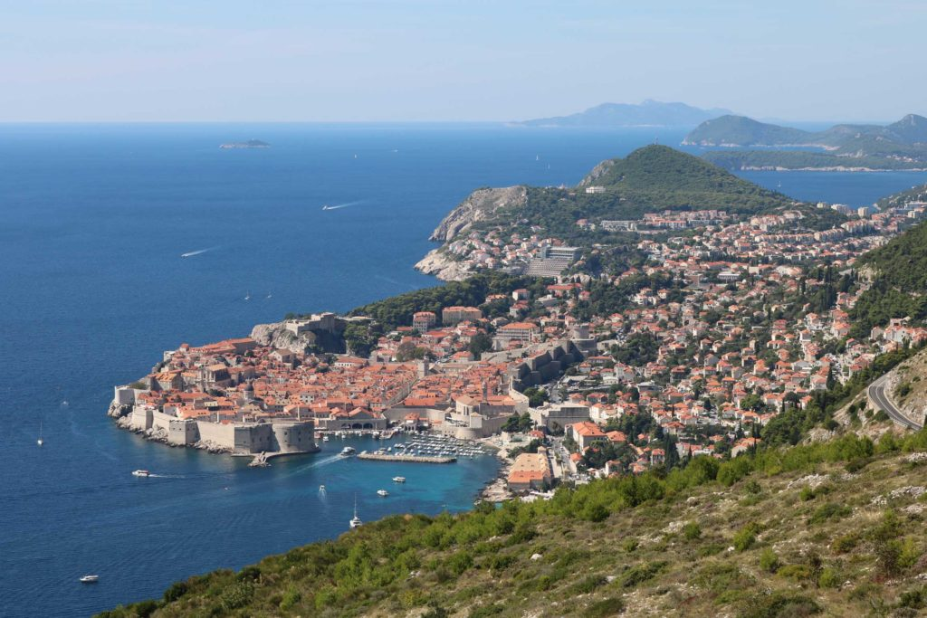 Dubrovnik & Lokrum from Srd Hill (6)