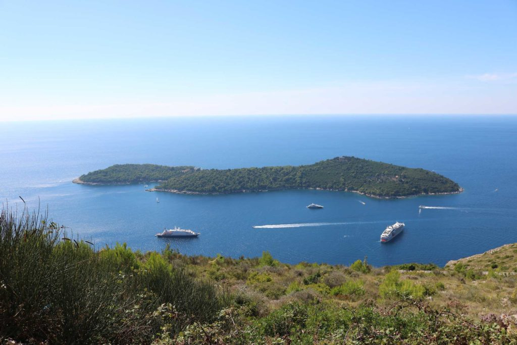 Dubrovnik & Lokrum from Srd Hill (7)