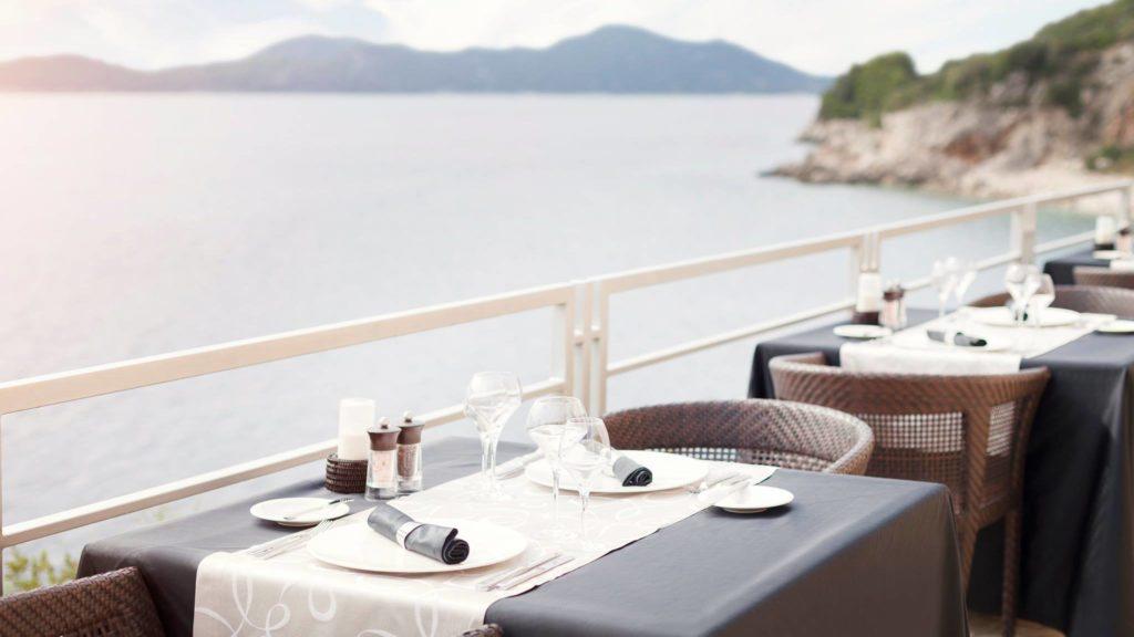 Ginja Restaurant, Radisson Blu Resort, Orasac Bay, Dubrovnik Riviera