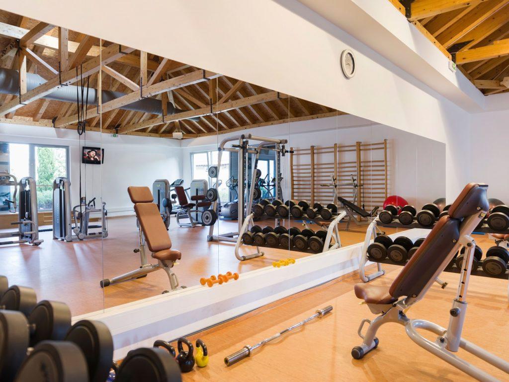 Gym, Radisson Blu Resort, Orasac Bay, Dubrovnik Riviera (19)