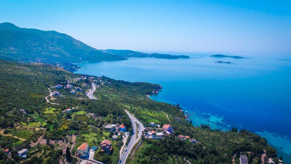 Mlini Bay, Dubrovnik Riviera (Croatia Gems Ltd) (10) Aerial