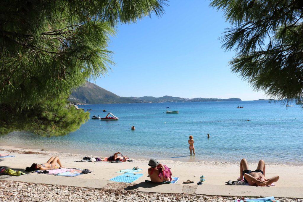 Mlini Beach, Mlini Bay, Dubrovnik Riviera (33)