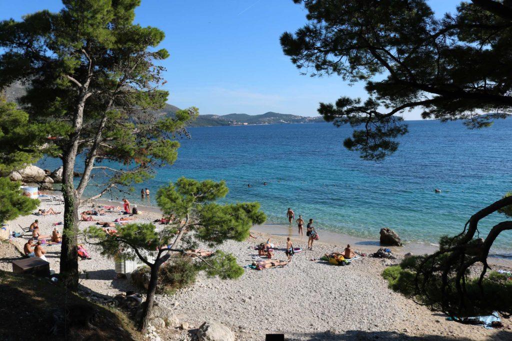 Mlini Beach, Mlini Bay, Dubrovnik Riviera (5)