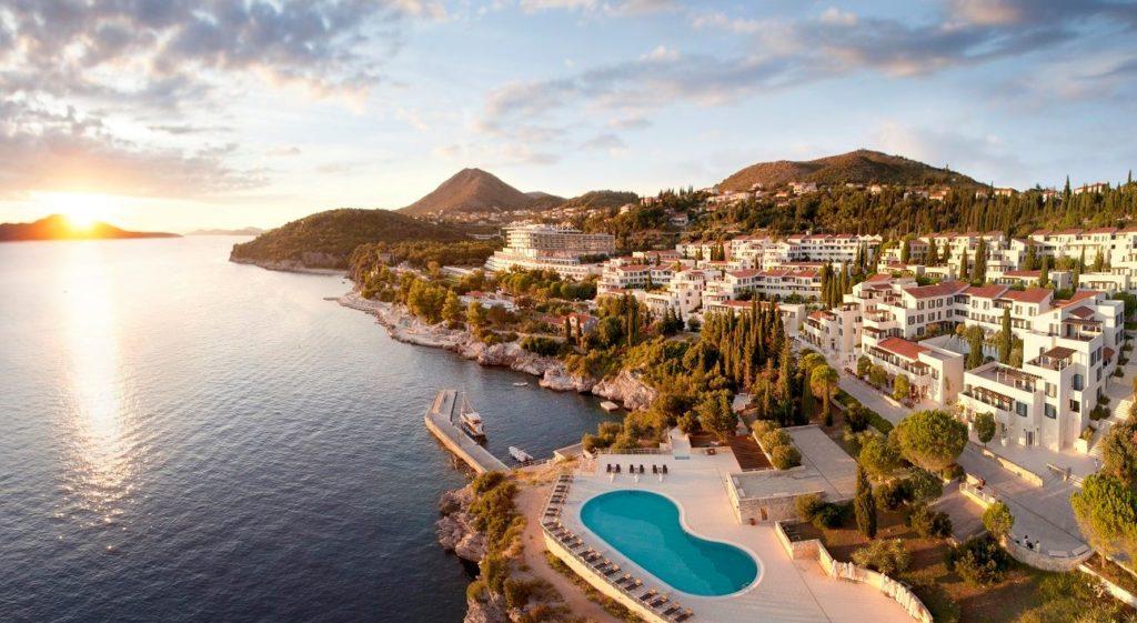 Radisson Blu Resort, Orasac Bay, Dubrovnik Riviera (6) Aerial