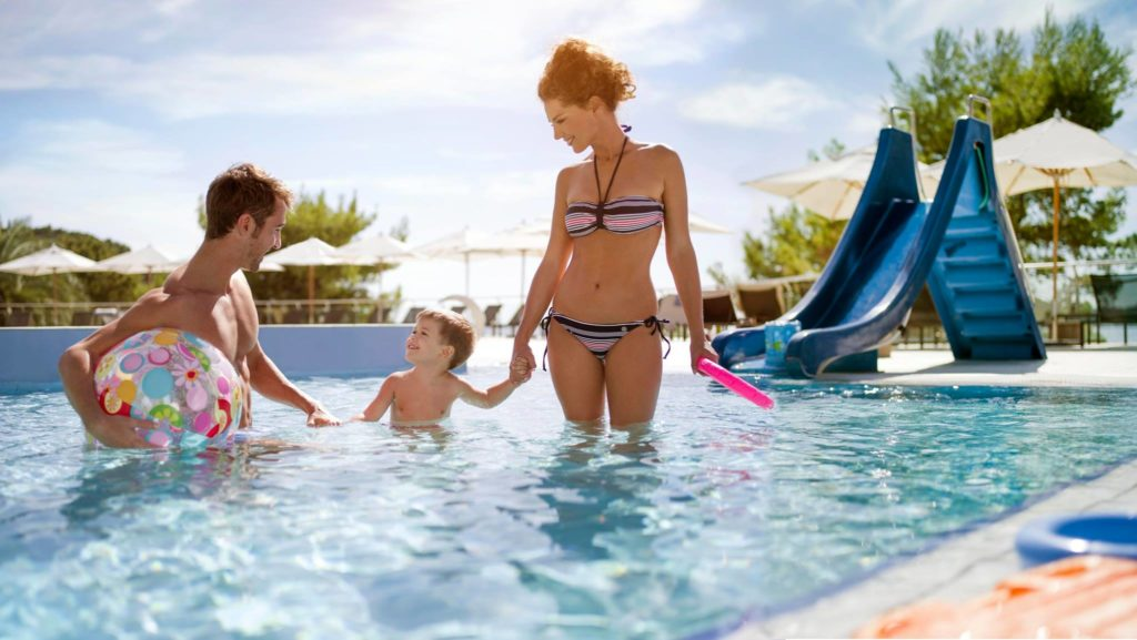 Radisson Blu Resort, Swimming Pool, Orasac Bay, Dubrovnik Riviera (3)