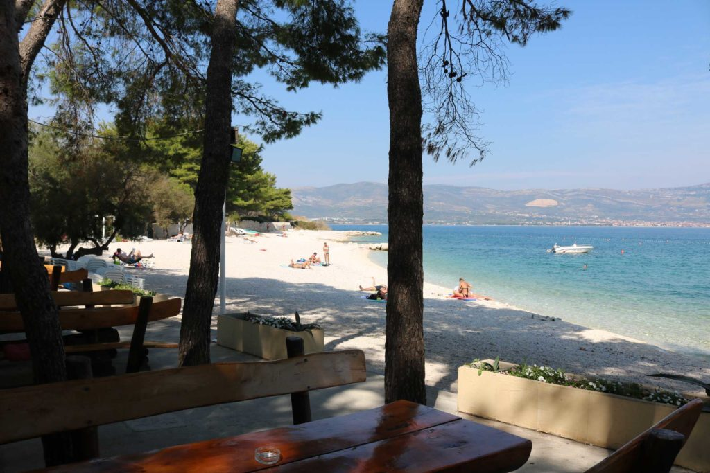 Restaurant Bistro Plaza, Slatine Bay Split Riviera (92)