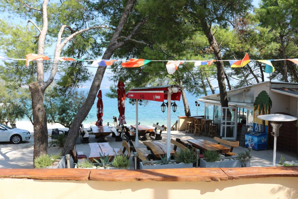 Restaurant Bistro Plaza, Slatine Bay, Split Riviera (96)