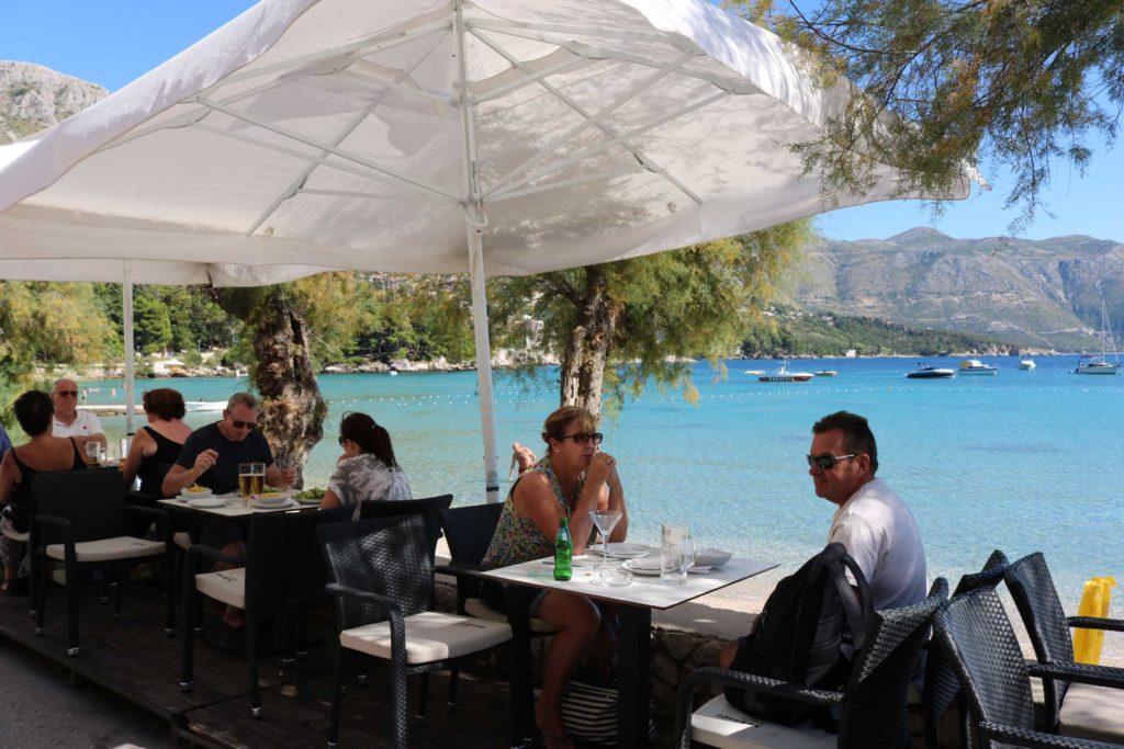 Restaurant Cafe Bar, Mlini Bay, Dubrovnik Riviera (3)