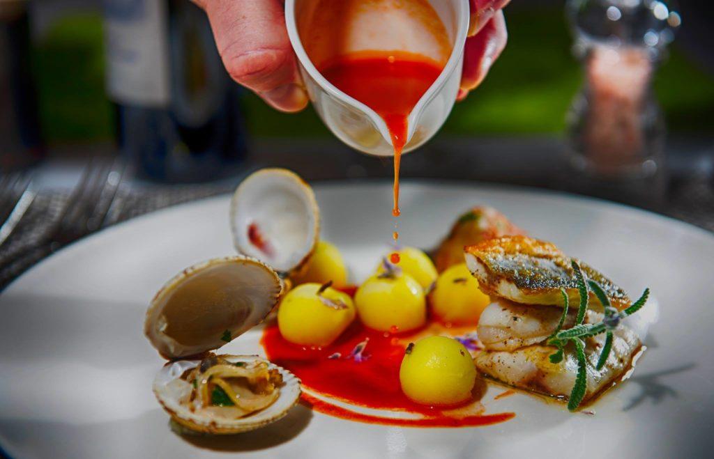 Restaurant Cilantro, Radisson Blu Resort, Oresac Bay, Dubrovnik Riviera