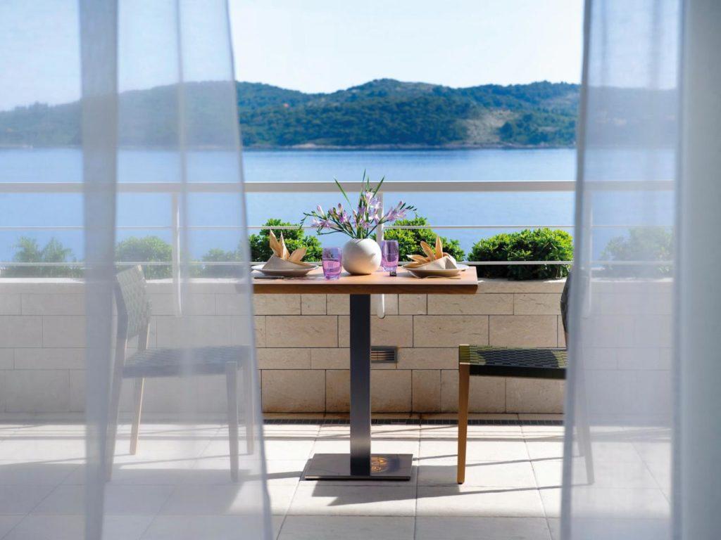 Restaurant Origano, Radisson Blu Resort, Oresac Bay, Dubrovnik Riviera