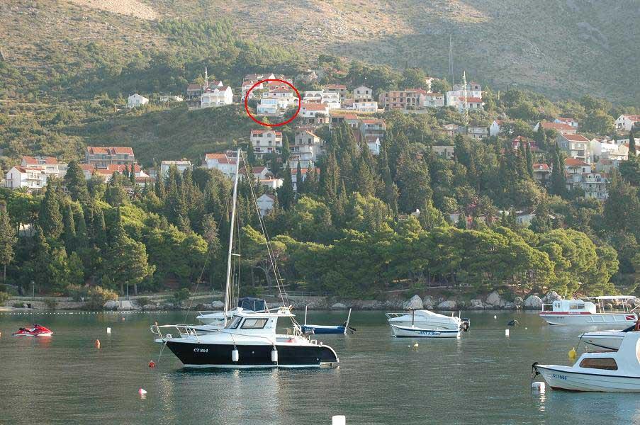 Villa Lanterna, Mlini Bay, Dubrovnik Riviera (22)