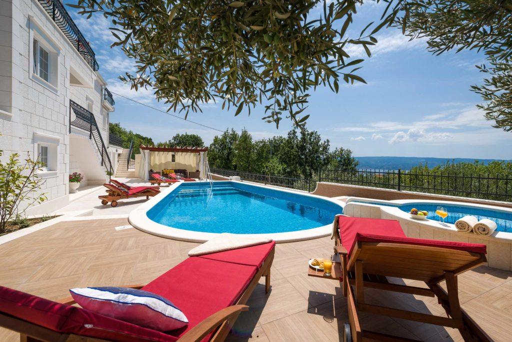 Villa Sanpetra, Podstrana, Split Riviera (23)