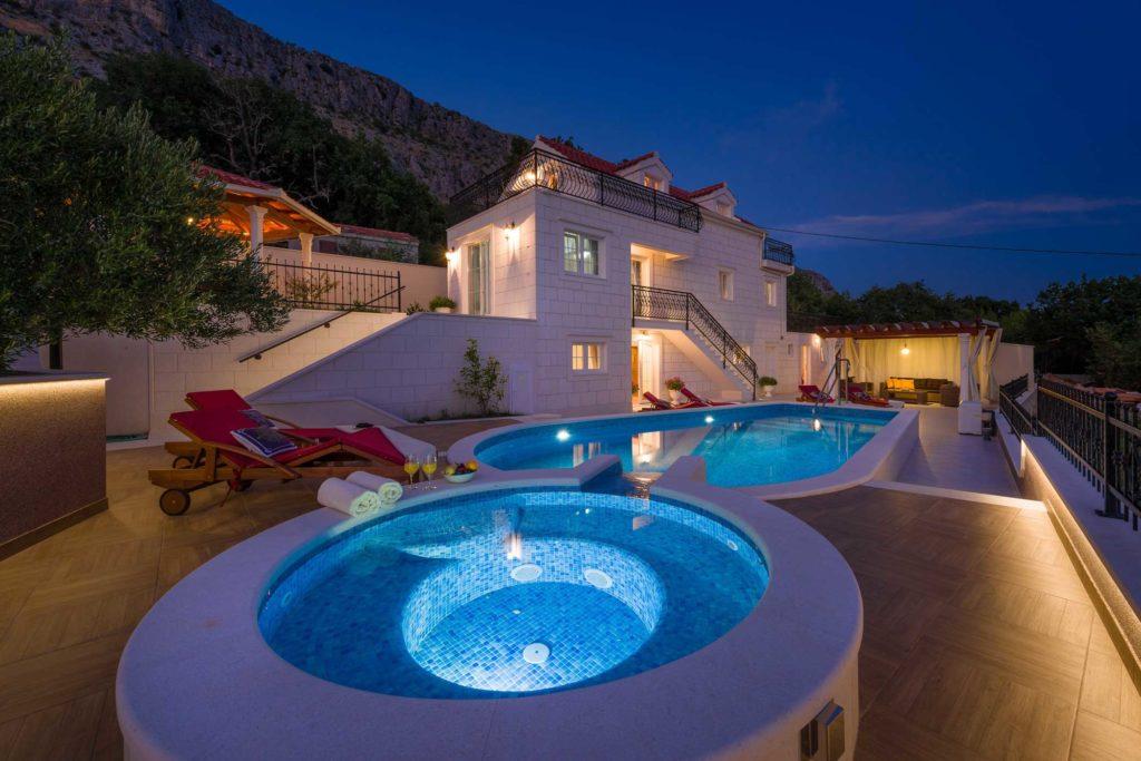 Villa Sanpetra, Podstrana, Split Riviera (9)