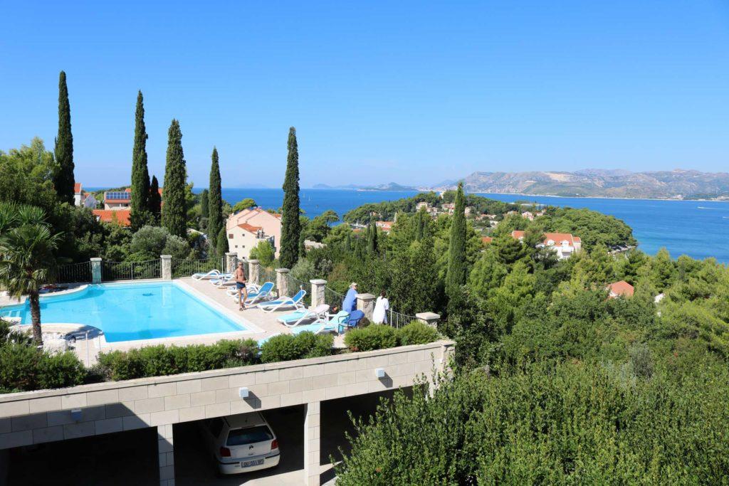 Villa Topaz, Mlini Bay, Dubrovnik Riviera (6)