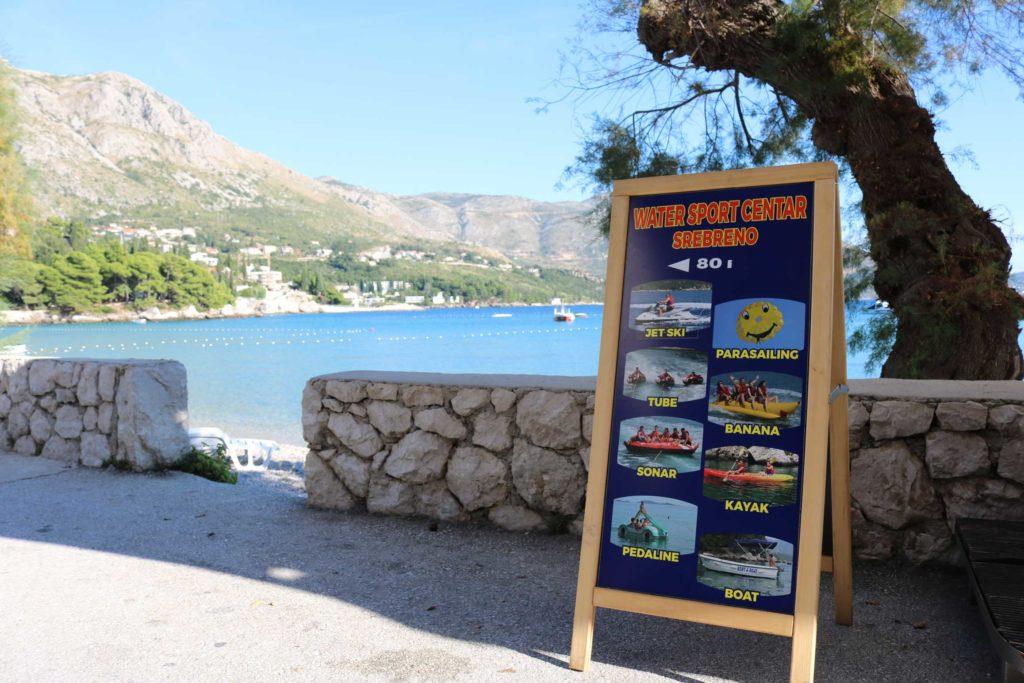 Water Sports, Mlini Bay, Dubrovnik Riviera