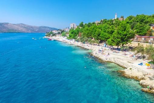 Belvedere Beach, Seget Vranjica, Split Riviera TH