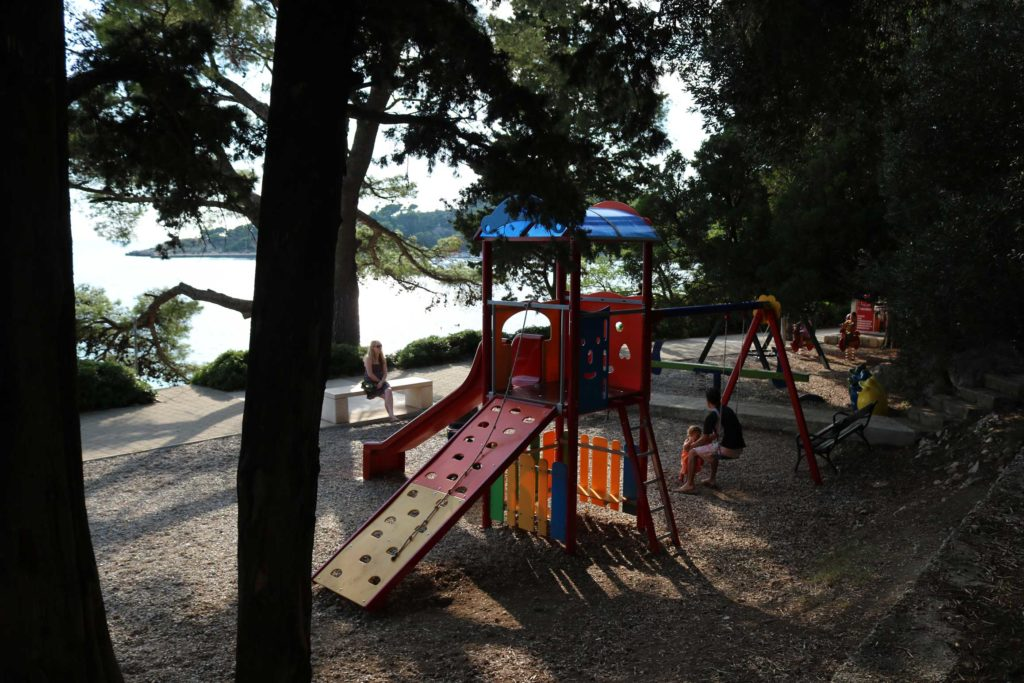 Childrens Play Area, Mlini Bay, Dubrovnik Riviera (1)