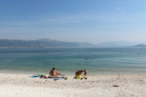 Juliette Beach, Slatine Bay, Split Riviera TH