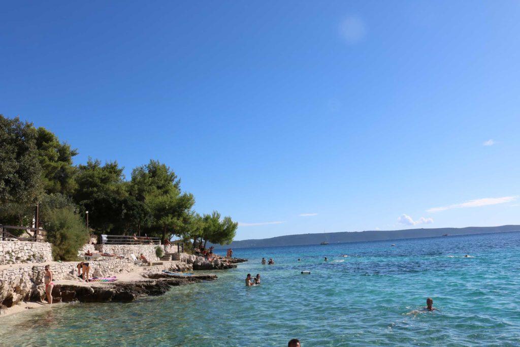 Beaches Near Trogir