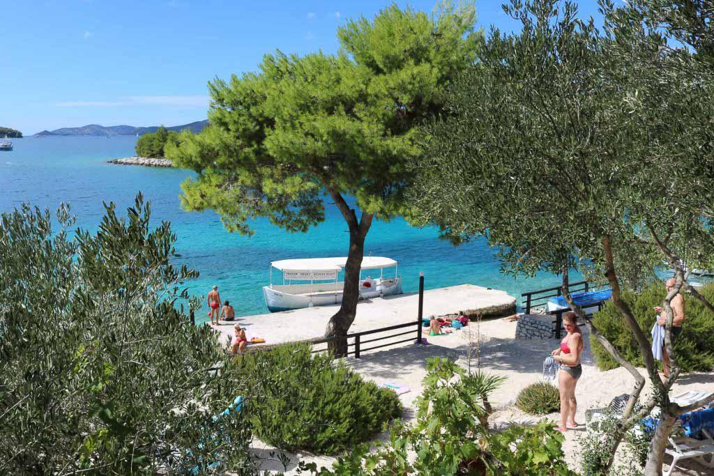 Konoba Duga Beach, near Okrug Gornji, Ciovo, Trogir, Split Riviera (20)