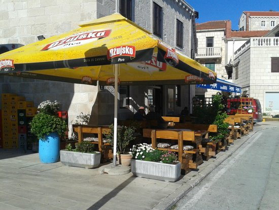 Pizzeria Marin, Pucisca Bay, Brac Island